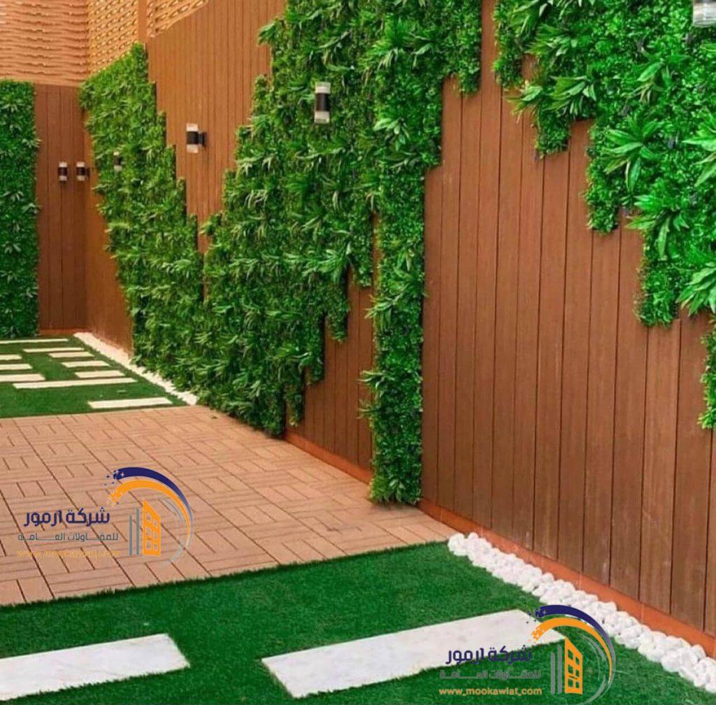 شركة تنسيق حدائق بالكويت